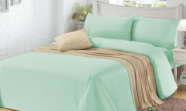 Free Shipping: $49 for Cotton Reversible Quilt Cover Set