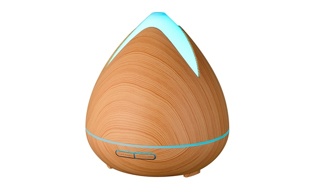 Free Shipping: $39 for a PureSpa Ultrasonic Diffuser with a Three Pack of Essential Oils (Dont Pay $129)