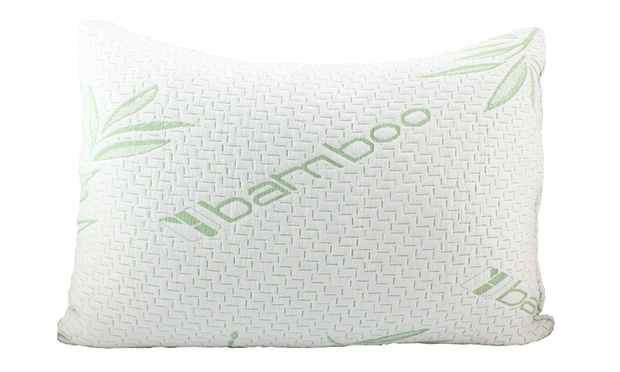 EOFYS: From $29 for Queen Size Bamboo Memory Foam Pillows