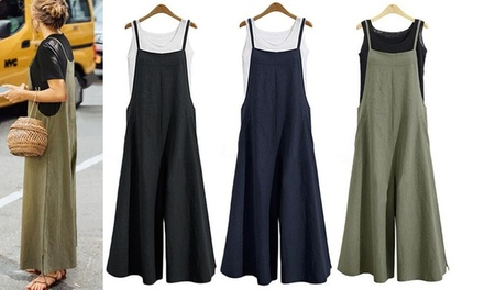 Wide Leg Jumpsuit: One ($19) or Two ($29)