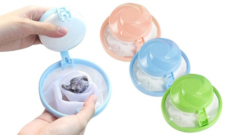 Washing Machine Hair Catchers: Two ($9.95) or Four ($15)
