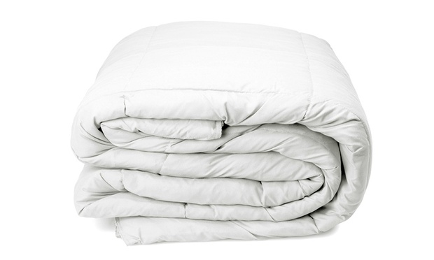 Deluxe Pure Soft Duck Down 500GSM Quilts: Single ($39), Double ($45), Queen ($49) or King ($55) (Dont Pay up to $309)