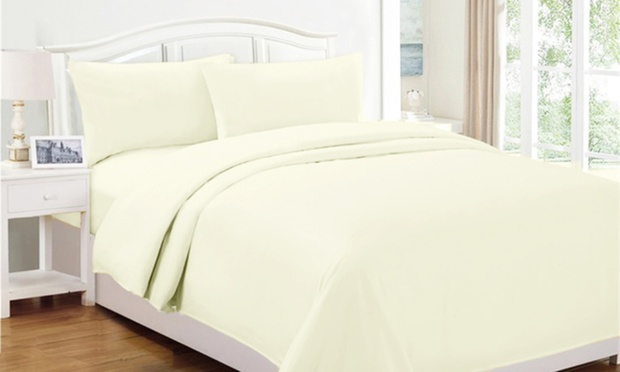 From $25 for Polar Fleece Style Sheet Sets (Dont Pay up to $79.95)