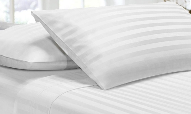 From $25 for a 1000TC Ultra Soft Stripe Sheet Set (Dont pay up to $139)