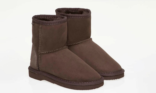 $39.95 for a Pair of Australian Leather Kids Classic Short UGG Boots (Dont Pay $150)