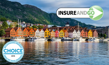 20% Off Travel Insurance From InsureandGo   Travel With The Largest Assistance Network Globally