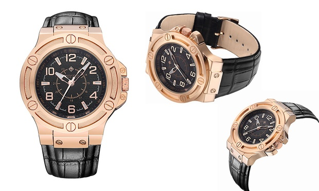 Timothy Stone Mens Manis Collection Watch: One ($34) or Two ($55) (Dont Pay up to $1000.66)