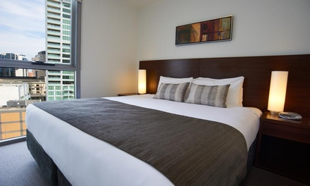 Melbourne: 1 to 3 Nights for 4 People to enjoy a Family Fun City Break at Quest on Dorcas