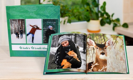 From $1.95 for a Personalised Softcover or Hardcover Photobook (Dont Pay up to $254.95)