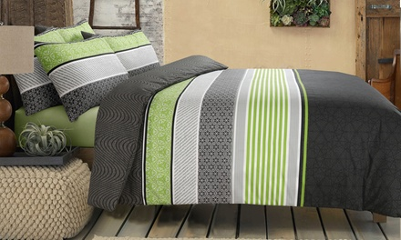 From $39 for a Topaz Green 2 Piece Quilt Cover Set