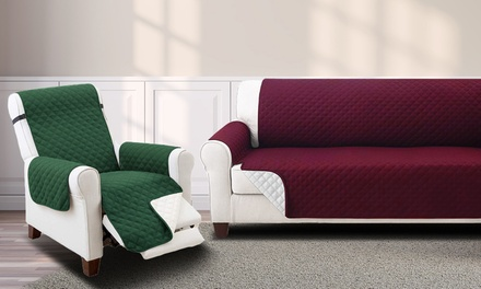 Quilted Sofa Furniture Water Resistant Protector: One Seater ($19), Two Seater ($24) or Three Seater ($34)