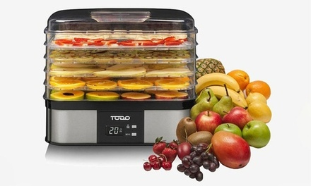 $45 for a TODO Stainless Steel Electric Food Dehydrator (Dont Pay $199)