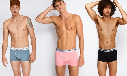 $39 for Six Pairs of Bonds Mens Trunks (Dont Pay $99)