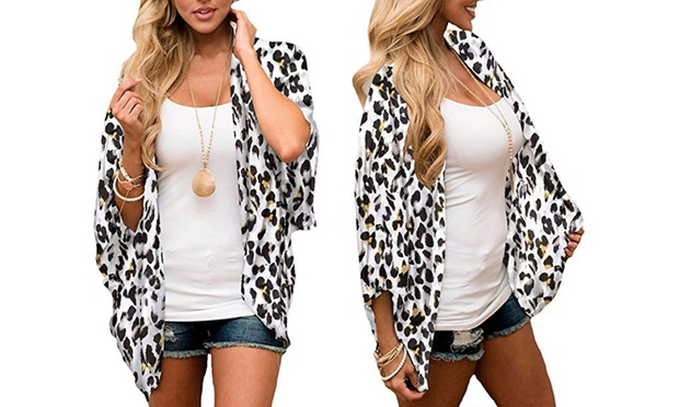 Chiffon Lightweight Tops: One ($16) or Two ($26) (Dont Pay up to $119.98)