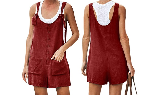 Tie Up Playsuit: One ($19) or Two ($29)