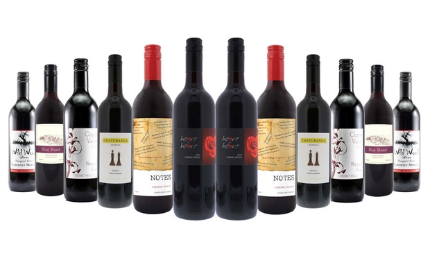 Discovery Margaret River Wines: White ($59), Red ($65) or Red and White Mixed ($65) (Dont Pay up to $269)