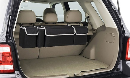 Car Back Seat Storage Bag: One ($19.95) or Two ($36.95)